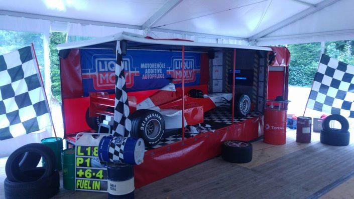Formel 1-Simulator mieten