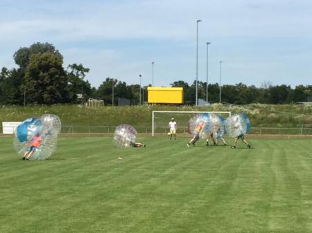 Bubble Soccer mieten
