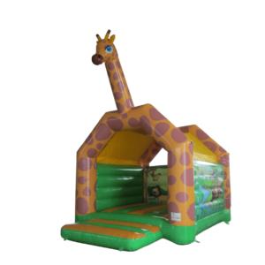 Hüpfburg Giraffe mieten