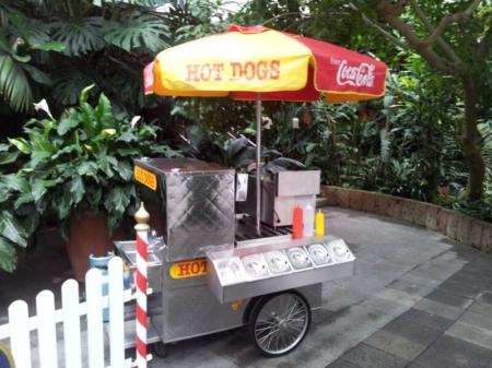 Hot Dog Stand mieten