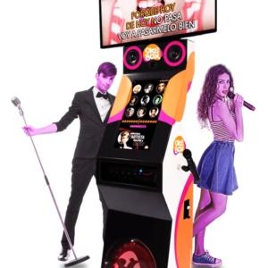 Karaoke-Maschine mieten