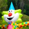 Skydancer Clown mieten